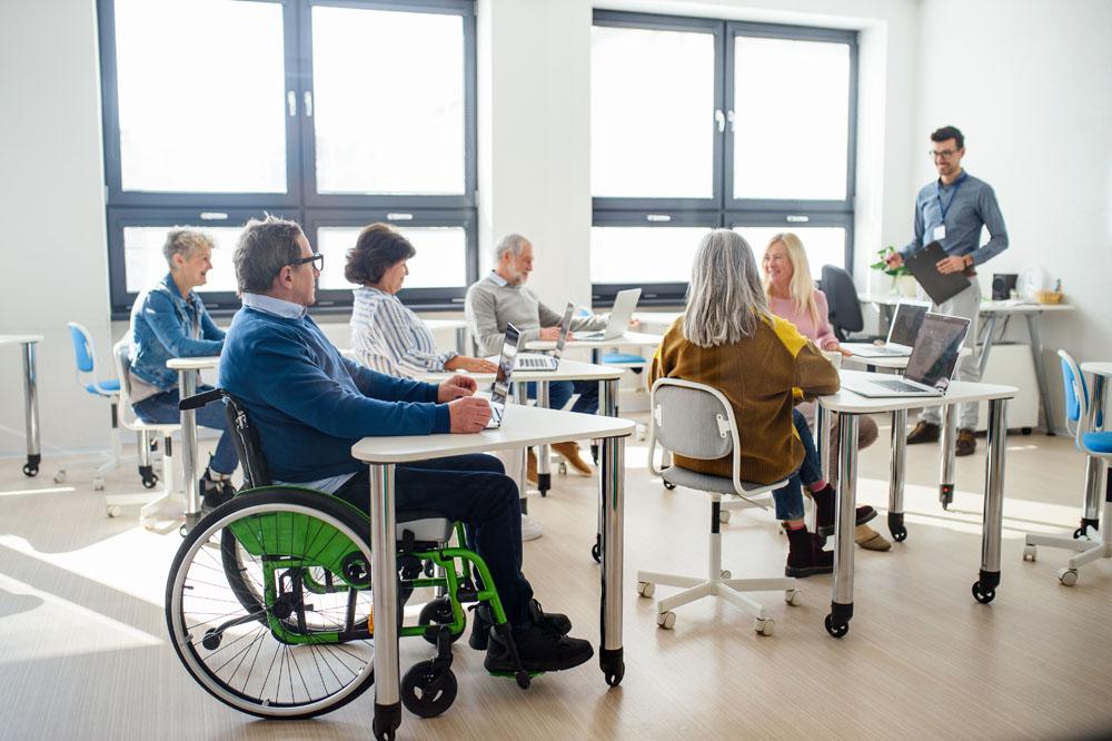 Curso atención personas discapacitadas